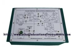 Pulse Position Modulation Trainer