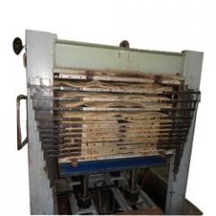 Industrial Core Drying Press