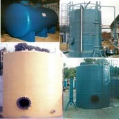 FRP / PP Chemical Storage Tank