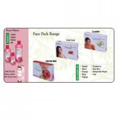 Face Pack Range