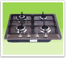 Automatic Gas Cooker (Hob) S.S.