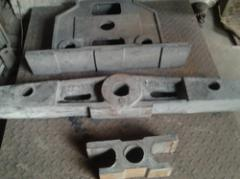 Corrugated Machinery Parts Casting