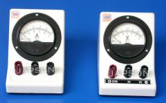 Voltmeter & Ammeter