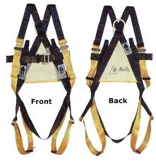 Full body harness Double rope: class P