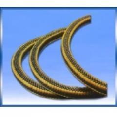 Pure Aramid Fibre and PTFE Graphite Fibres