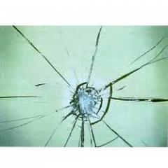 Laminated Safety & Bullet Proof Glass