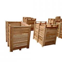 Packing Wooden Boxes