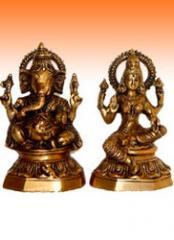 Laksmi Ganesha Statue