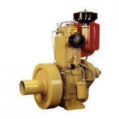 Single Cylinder Air/Water Cooled Diesel Engines