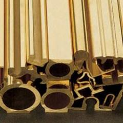 Brass Extrusions and Profile Sections