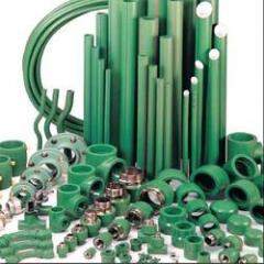 Big Size PPR Pipe And Fittings