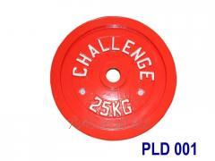 Challenge Weight sets
