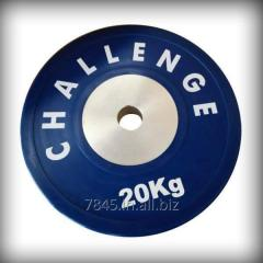 CHALLENGE  Olympic Weightlifting Competion Disc.