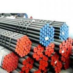 MS & Graded Seamless Pipe