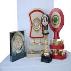 Shields & Trophies