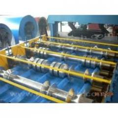 Wall Sheet Rolling Forming Machine