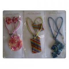 Shell Pendant & Earring Sets