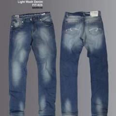 Light Wash Denim
