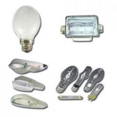 Metal Halide Lamps & Fittings
