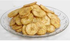 Banana Pepper Chips