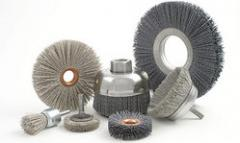 Abrasive Filament Brush