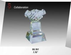 Crystal Trophy - Collabration