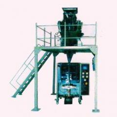 With Multi Head Weigher DPT 250i