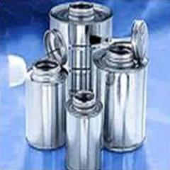 Integrated Top Tin Containers