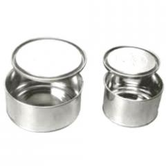 Special DT Lid With Full Open Mouth Tin Containers