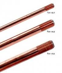 Copper Bonded Rod Earthing