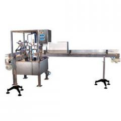 Semi Auto Rinsing, Filling and Capping Machine