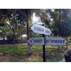 Street Name Boards