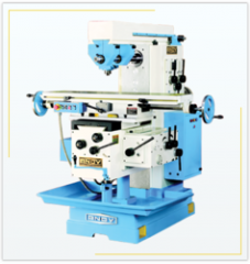 All Geared Universal Vertical Milling Machines