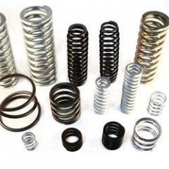 Engineered compression spring