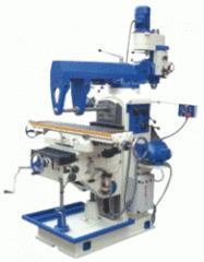 PMT Vertical Ram Turrent Milling Machine