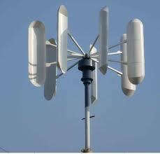 Vertical Axis Wind Mills