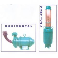 Horizontal/ Vertical Open Well Mono Set