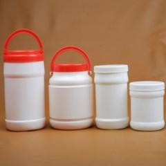 Wide Mouth HDPE Containers