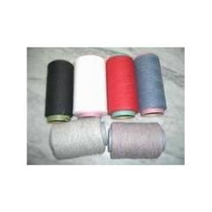 Poly cotton open end yarn