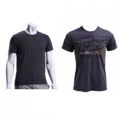 Round Neck T-Shirts (Black)