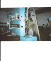 Hydraulic Sheet Bending Press