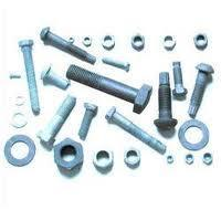 Hot Dip Galvanized Nuts-Bolts