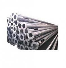 Hot Dip Galvanized Poles