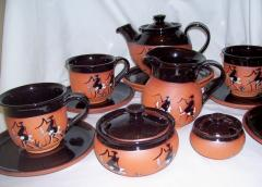 Terracotta Tea Sets