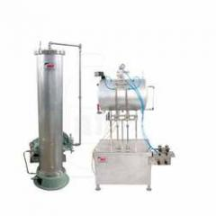 Soda And Soft Drink Making Machine For PET Bottles