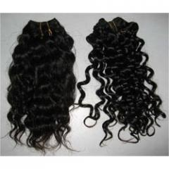 Curly Synthetic Hair