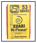 Superfine P53 Cement