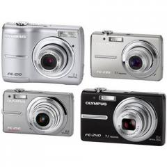 Olympus Cameras and SLRs