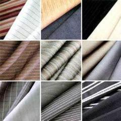 Poly Wool Suiting