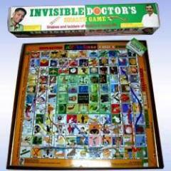 Invisible Doctor's Health Game